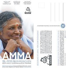 Amma Postkarte